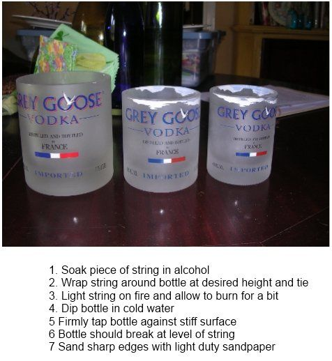 How To Cut A Bottle