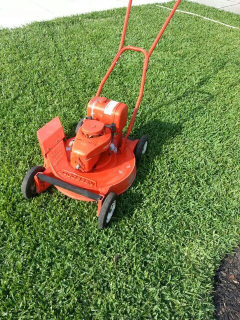 147 Best Images About Vintage Lawn Mowers On Pinterest