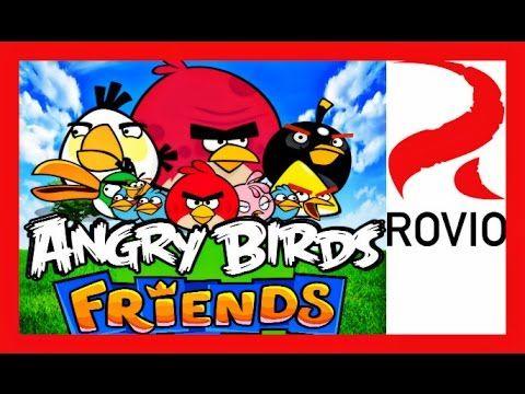 Angry Birds juegos en línea - Episodio Angry Amigos juego de Facebook Tr...