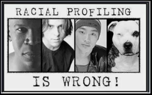 Racial profiling...isn't