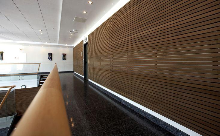 panouri de perete din lemn decorativ | Perete din lemn ...