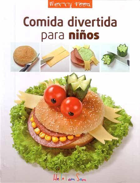 De que manera se podrá comer la verdura o el pescado los niños? Decóralo bonito y verás el resultado.