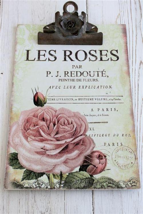 *agenda rosas mueble