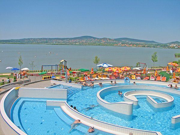 A Velence Resort & Spa wellness