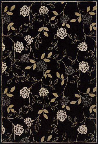 Oriental Weavers Ariana AR2285 Black
