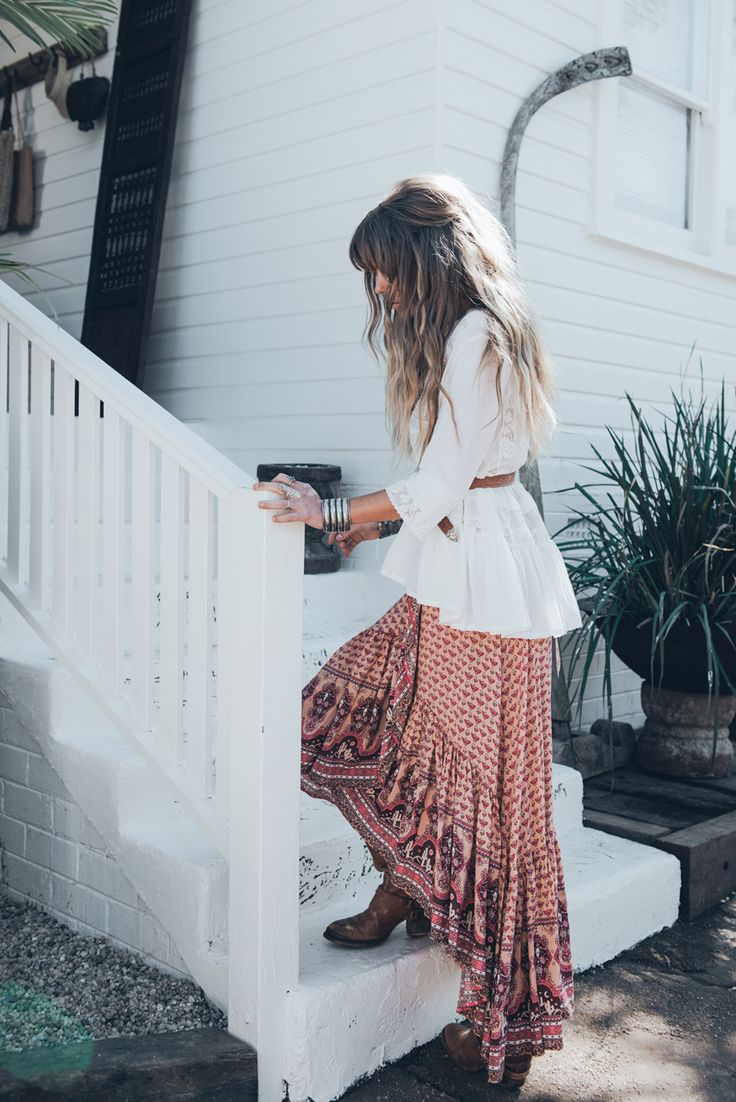 Christina Macpherson in Sunset Road | Spell & The Gypsy Collective blog #spelldesigns