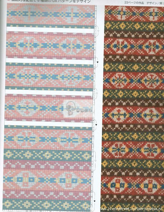 182 best fair isle images on Pinterest | Stricken, Beautiful and ...