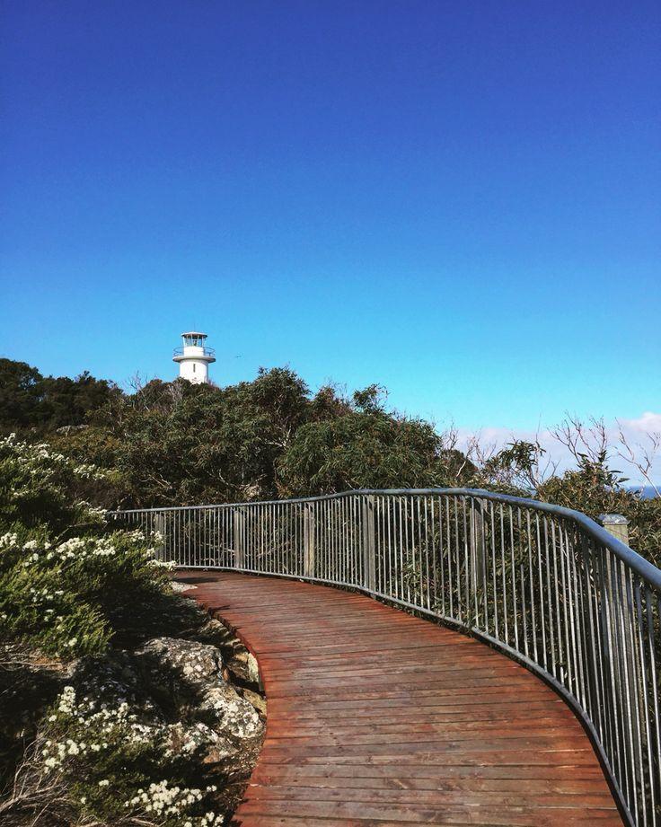 Timeout at Coles Bay Tasmania