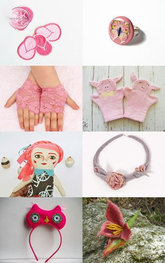 ***Pink*** by Katrina Hagler on Etsy--Pinned with TreasuryPin.com