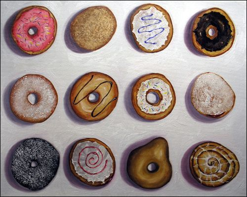 food painting lisa milroy - Google Search