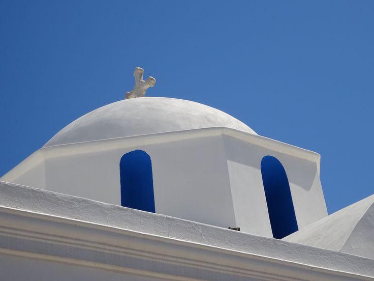 Church, Antiparos