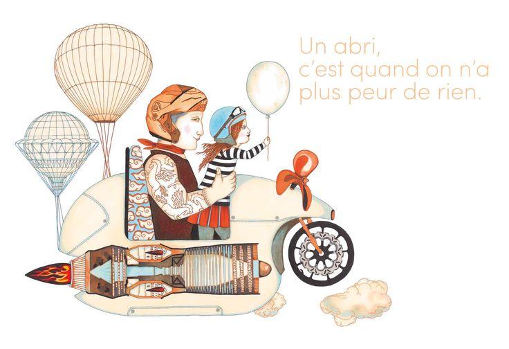 Abris « Editions Les Fourmis Rouges