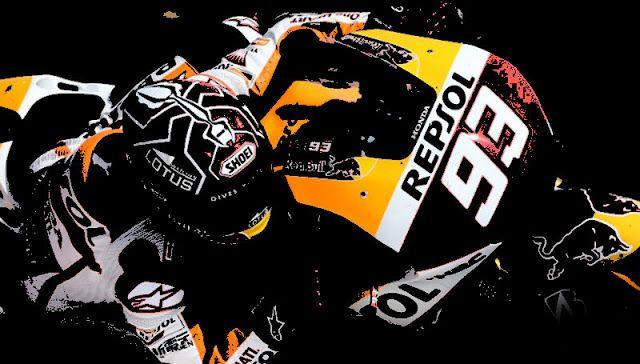 MampirKlik: MotoGP Australia : Marc Marquez mencatakan waktu t...