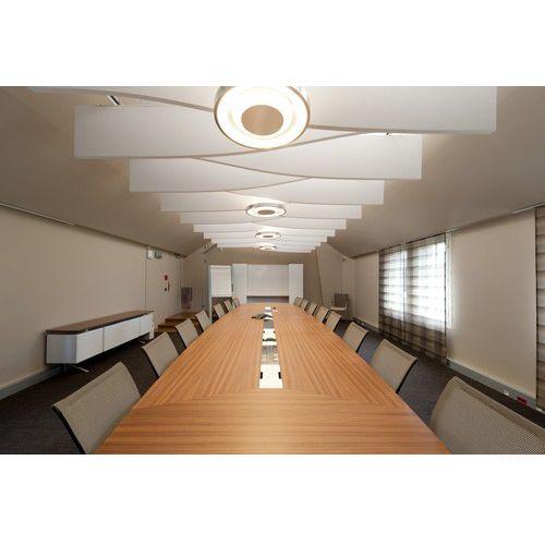 plafond acoustique solo ecophon ecophon pinterest. Black Bedroom Furniture Sets. Home Design Ideas