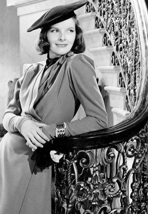 Katharine Hepburn in Holiday (1938)