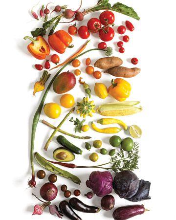 135 best GARDEN Eat the RAINBOW images on Pinterest | Vegetable ...