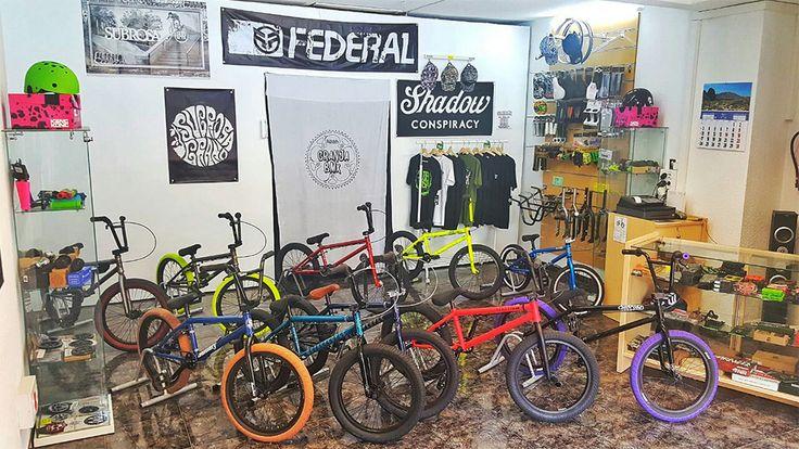 Granja Bmx Bike Shop Calle Simon Bolivar 14, 38007 Santa Cruz de Tenerife(Canary Isl) Spain https://www.bmxgranjatenerife.com