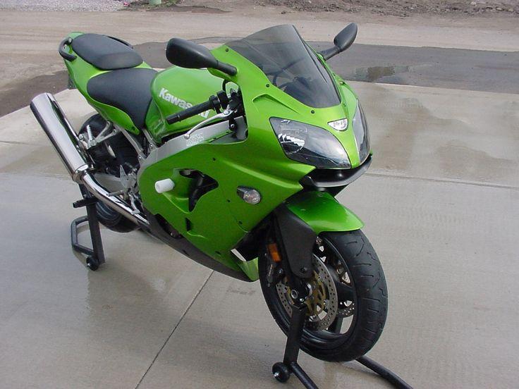 Kawasaki X Front End Mod