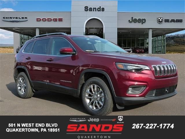 2020 Jeep Cherokee Latitude Plus For Sale In Quakertown Pa Sands