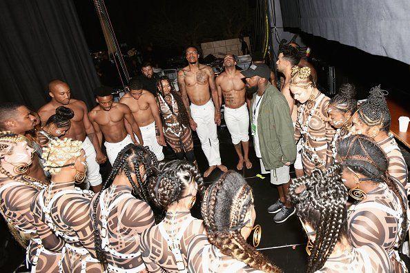 Beyoncé's  Dancers BET Awards 2016