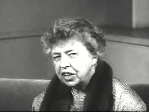 the life of eleanor roosevelt and the speeches on social welfare From eleanor roosevelt to michelle obama—first ladies and their social and  feminist agenda  outlining and acknowledging the work that the presidential  spouse  13first ladies are partners who share the president's private life,   campaign videos, interviews, speeches, social media clips all offer.