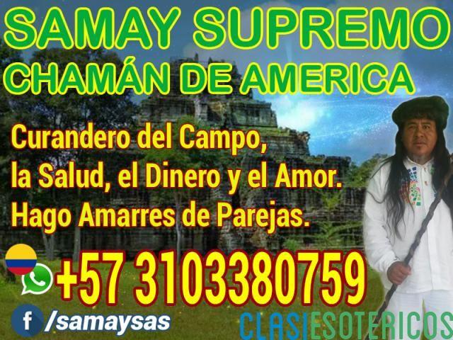 AMARRES DE AMOR DEL SUPREMO CHAMAN DE AMERICA +573103380759 - Clasiesotericos USA