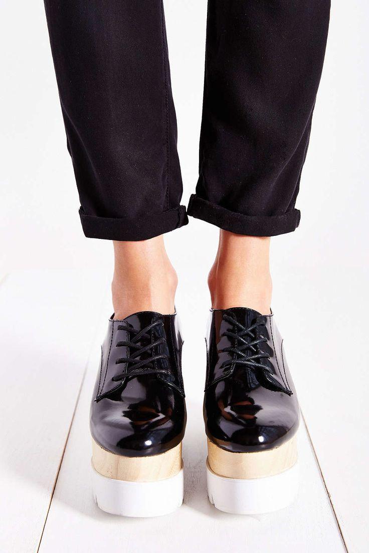 Jeffrey Campbell Berliner Oxford Fashion Slick Kicks