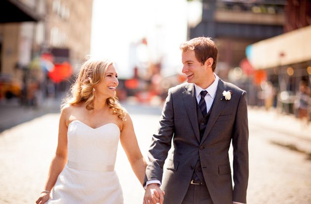 Real Brides Share: How We Made It Through the First Year of Marriage | Brides.com