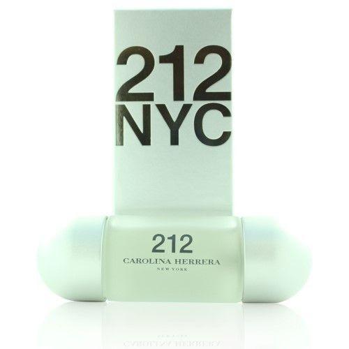 212 Nyc 1.0 Oz Eau De Toilette Spray By Carolina Herrera New In Box For Women