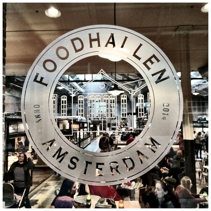 foodhallen. amsterdam, the netherlands