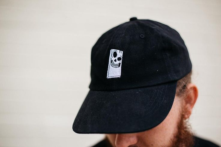 We added this dad hat with Planks skull from Ed Edd 'n' Eddy on it. Link to kickstarter in our bio.