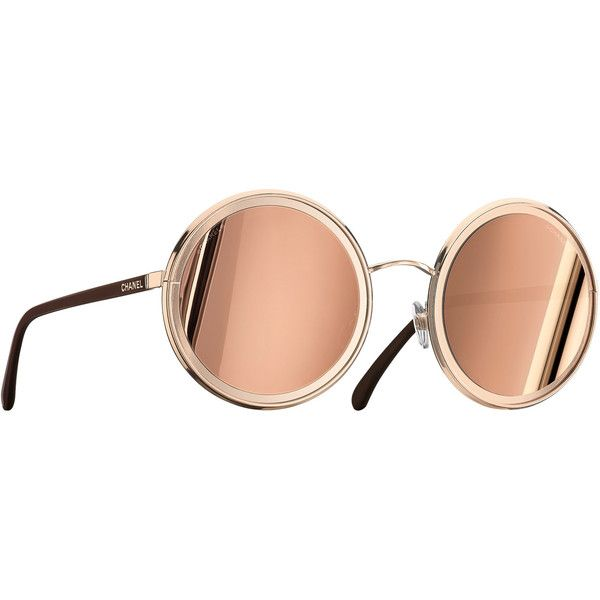 Round Summer ❤ liked on Polyvore featuring accessories, eyewear, sunglasses, round metal frame glasses, round sunnies, rounded glasses, round glasses and summer glasses