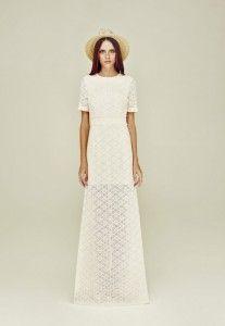 Оренбургский платок . Платье|