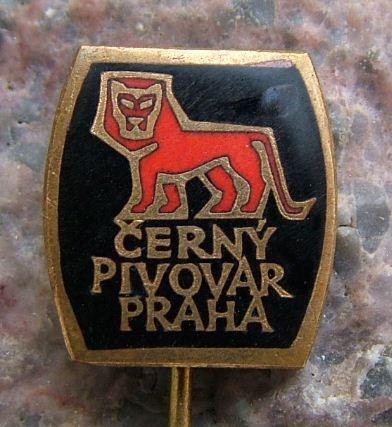 Black Lion Cerny Pivovar Micro Brewery Prague Czecho Beer