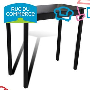 Vidaxl - Vidaxl table bar table haute cuisine rectangulaire 115 x 55 107 cm pas cher - Rueducommerce.fr