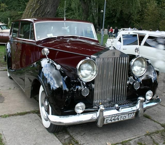 1961 Silver Bentley S2 Classic Limo Gallery Vintage: 205 Best Rolls Royce Images On Pinterest