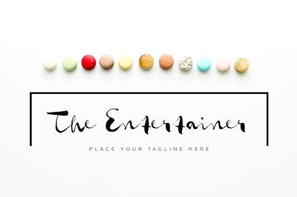 The Entertainer Header Image Bundle by Design Love Shop on @creativemarket