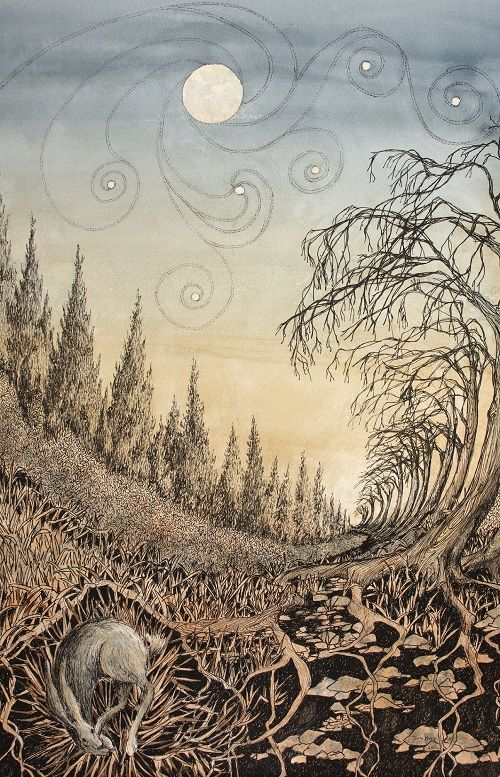 'Hibernation' by Jane Keay (J029)
