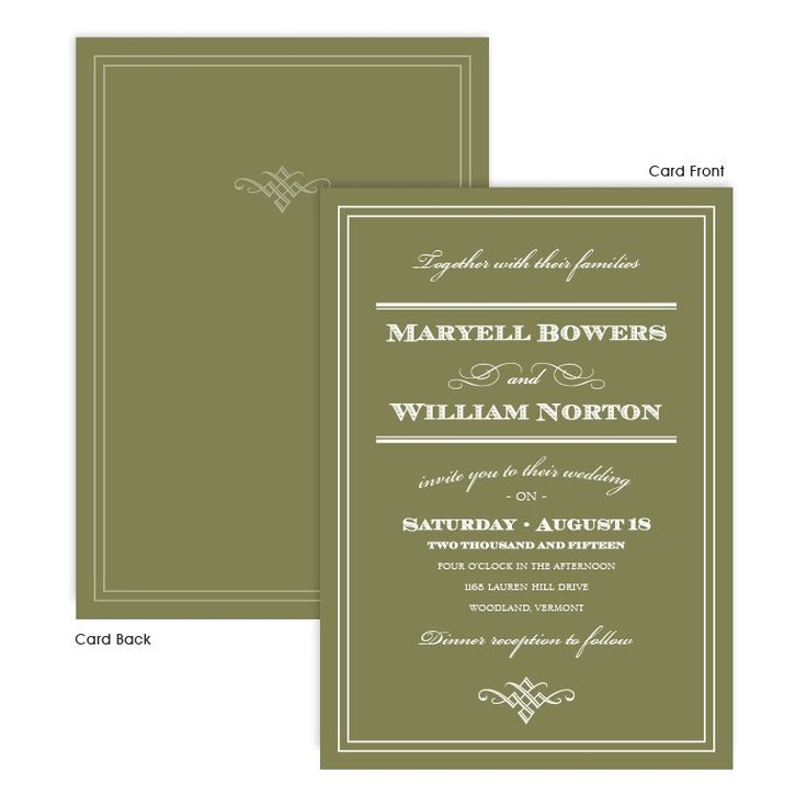 18 best wedding invitations images on Pinterest Stationery store - best of invitation name designs