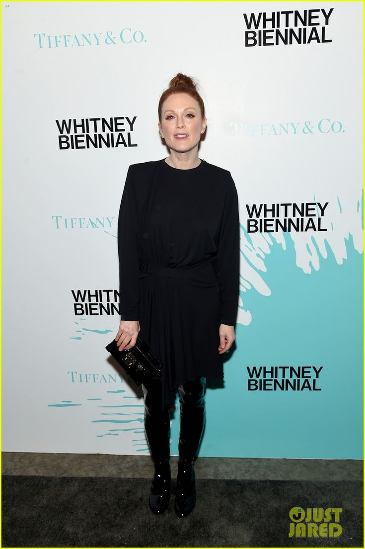 Julianne Moore & Husband Bart Freundlich Couple Up at Tiffany & Co. Event in NYC | julianne moore husband bart attend tiffany co event 05 - Photo
