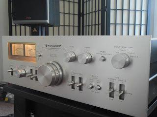 Hallo-Fi Vintage Audio : Kenwood-Trio KA-8300 Integrated Amplifier Vintage Audio Equipment