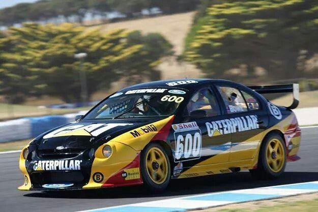 John bowe v8 supercars