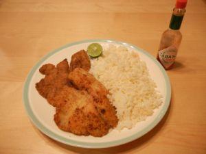 Filete de Pescado Empanizado, Receta mmm! by Brenda Cisneros 2 Comments