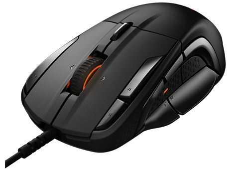Steelseries Rival 500 Gaming Mouse, Black