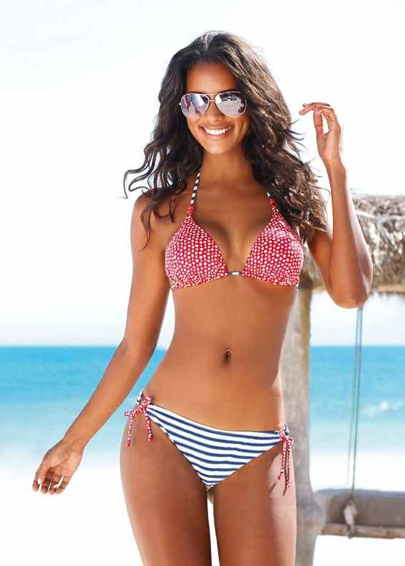 Maillot de bain lascana 2014 en pr commande mes maillots 2014 pinterest - Sortie de plage femme ...
