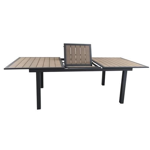 17 meilleures id es propos de table jardin extensible for Table basse scandinave foir fouille