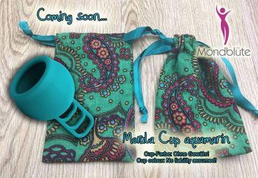 21,16€ Merula Cup Aquamarin Mondblüte Sonderedition