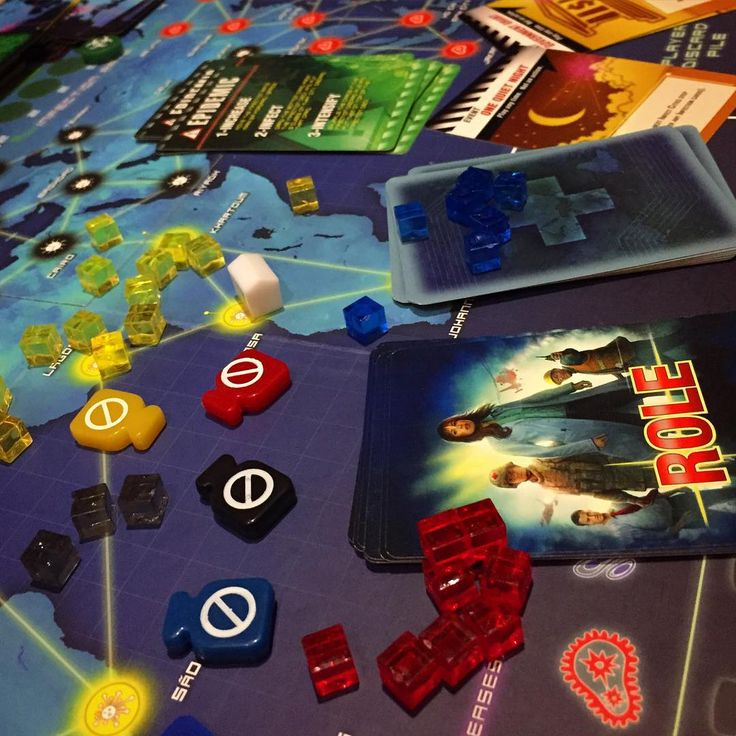 Ahh #Pandemic by #ZmanGames is a favourite of the Gameapalooza team. If you haven't tried it, we recommend it. Cure the world! #tabletopgame #tabletop #boardgame #gamenight #gamers