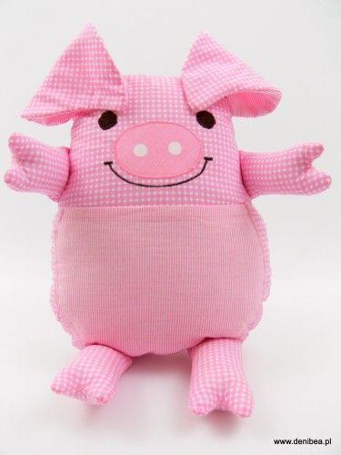 Maskotka -  Świnka