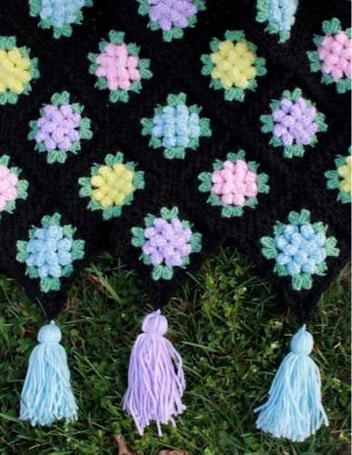 15 besten Our Granny Square Crochet Bilder auf Pinterest | Stricken ...
